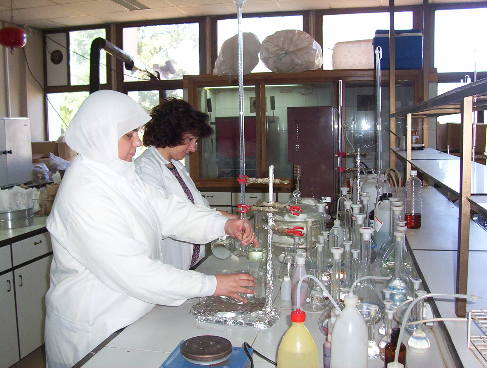 The Chemical Laboratory