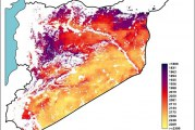 أطلس الإشعاع الشمسي للجمهورية العربية السورية