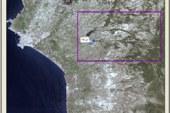 دراسة استشعارية – جيولوجية – هيدروجيولوجية لمنطقة نبع ديفة وبيان تأثير مصادر التلوث المختلفة عليها