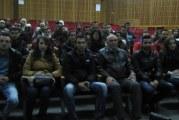 زيارة اطلاعية لطلاب قسم الطبوغرافيا في جامعة تشرين
