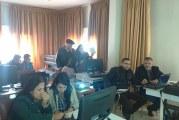 دورة تدريبية حول  GIS في فرع المنطقة الساحلية