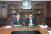 تعاون علمي بين وزارة الاتصالات ووزارة الزراعة لاطلاق المرحلة الثالثة من مشروع سنارز