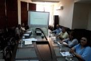 السيد وزير الاتصالات يصدر فرار بتشكيل فريق معرفي للتدريب يضم مدربين وطنيين من الهيئة