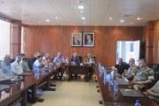 وفد مديرية الشؤون الجغرافية في الجيش اللبناني يزور الهيئة