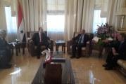 تعاون مشترك بين الهيئة ووزارة السياحة