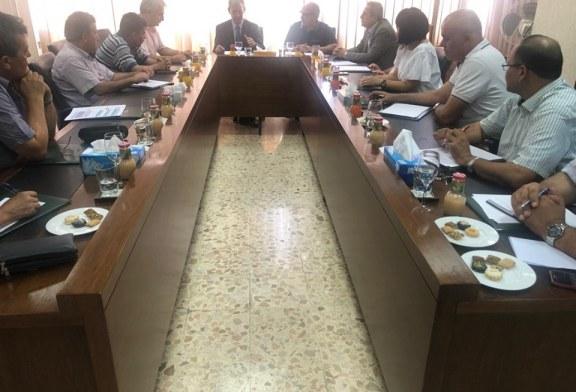 اتفاقية تعاون بين الهيئةوالشركة العامة للدراسات الهندسية لاعداد خريطة استعمالات الأراضي لاقلبم الساحل السوري
