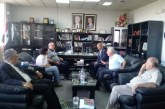 تعاون بين الهيئة والشركة العامة للدراسات في مشروع التخطيط الاقليمي للساحل السوري