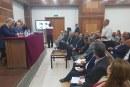 افتتاح البناء الجديد للهيئة العامة للاتصالات اللاسلكية بريف دمشق