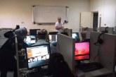 ورشة تدريبية لفريق مشروع المرصد البيئي الوطني