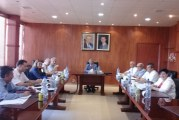 الهيئة تناقش الخطة الاستثمارية