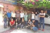 فرع المنطقة الساحلية ينفذ برنامج تدريبي لطلاب المعسكر الانتاجي الجيولوجي