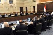 رئاسة مجلس الوزراء تشيد بعمل الهيئة في مجال رصد حرائق الغابات في سورية